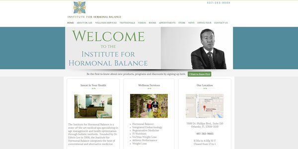 Institute for Hormonal Balance