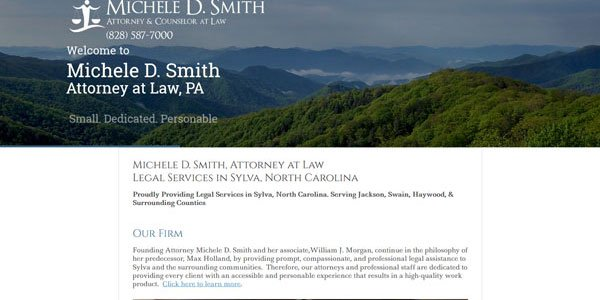 Michele D. Smith Attorney